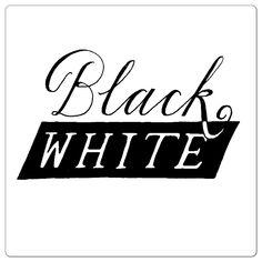 black + white   by @torrieTAsai