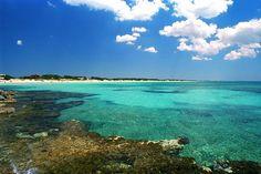 Punta Prosciutto Beach - Porto Cesareo - Puglia - Italy