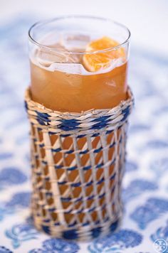 Relieve the dog days of summer with a tall glass of cool.