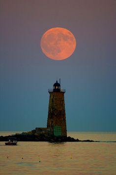 Whalback Lighthouse