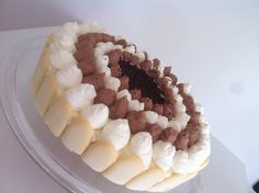 Chocolate home Made birthday cake