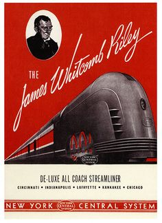 De Luxe All Coach Streamliner 1941