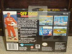Off Road Video Game