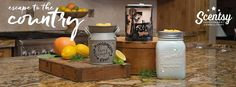 Scentsy - Facebook banner Krista Rector Independent Scentsy Consultant on Facebook
