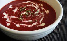 Cviklová polievka