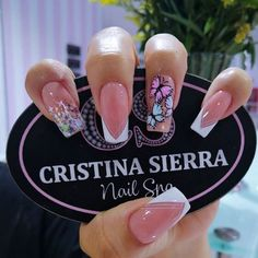 Short Nails, Summer Nails, Nail Colors, Acrylic Nails, Nailart, Manicure, Nail Polish, Make Up, Bling Nails