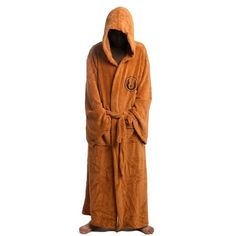The Force will be with you at all times when you wear this Star Wars Robe. This…