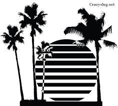Kuvahaun tulos haulle palm silhouette