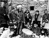 Einstein and Hopi indians