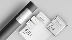HELIO III Design Studio Branding on Behance