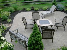 Inspiration For Landscape Around The Patio.
