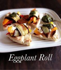 Eggplant+Roll|レシピブログ