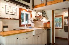 144 Sq. Ft. Tiny House on Guemes Island, WA (pinned by haw-creek.com)