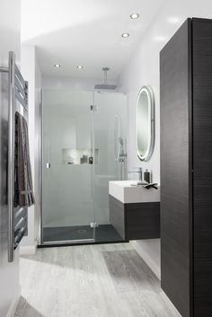 Elite Anthracite | Bauhaus Bathrooms - Furniture, Suites, Basins - Ultimate Bathroom Solutions