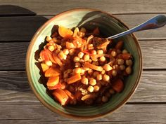 Wholesome, Hearty and Gluten Free: Chick Pea and Vegetable Stew