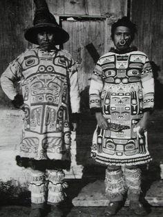 ハイダ族・インディアン