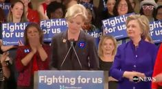 "While campaigning for Democratic presidential candidate Hillary Clinton in New York Monday, Cecile Richards, president and CEO of Planned Parenthood, criticized Clinton's potential Republican rival Texas Sen. Ted Cruz.  ""A woman voting for Ted Cruz is like a chicken voting for Colonel Sanders,"" Richards said.   WATCH:..."
