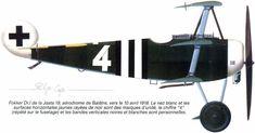 Fokker Dr1, Paint Schemes, Luftwaffe, World War I, Airplane, Aviation, Aircraft, Germany, Military