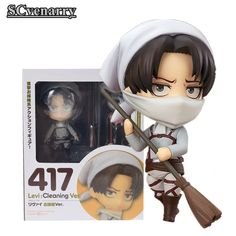 Anime Attack On Titan Nendoroid 417 Levi Cleaning Version PVC Action Figure Resin Collection Model Toy Doll Gift Cosplay    33.33, 27.99  Tag a friend who would love this!     FREE Shipping Worldwide     Buy one here---> https://liveinstyleshop.com/anime-attack-on-titan-nendoroid-417-levi-cleaning-version-pvc-action-figure-resin-collection-model-toy-doll-gift-cosplay/    #shoppingonline #trends #style #instaseller #shop #freeshipping #happyshopping