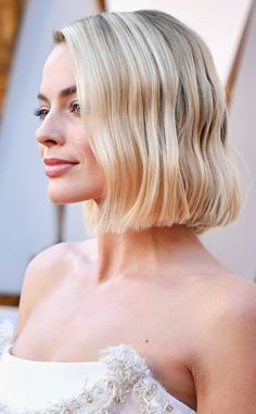 Margot Robbie: Oscars 2018: Best Beauty From the Red Carpet