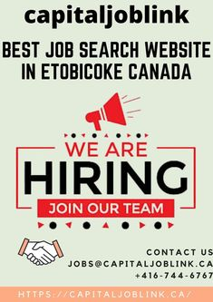 Absolutely committed to placing candidates into the best possible roles. Best job search internet site in Etobicoke Canada Visit our job portal.You will find out all contemporary vacancies and job gives worldwide. Absolutely dedicated to putting candidates into the first-class viable roles. Best job search website in Etobicoke Canada Visit our job portal.You will discover all current vacancies and job provides worldwide. Job Website, Join Our Team, We Are Hiring, Job Search, Good Job, Canada