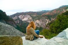 The best view in Yosemite