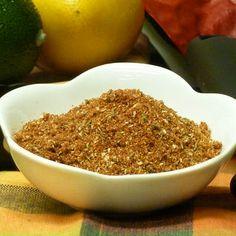 Dry Rub Spice Mix Recipe for BBQ Chicken