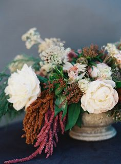 Desert Wedding Inspiration from Ghost Ranch Floral Retreat