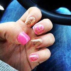 Spring/ summer nail design 2014