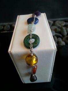 Chakra bracelet. Help align all your energy centers