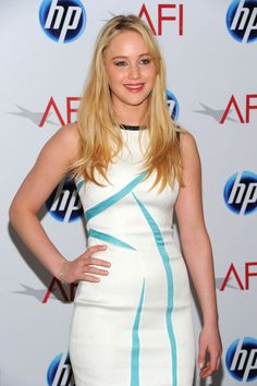 Sweet! Jennifer Lawrence! : Photo