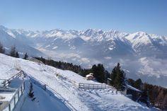 Panorama of Patscherkofel, Austria. Had one of my most memorable birthdays here