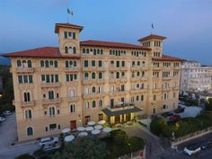 Grand Hotel Royal, BW Premier Collection, Viareggio | Viareggio ...