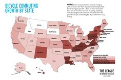 Bicycle Commuting Data | C'mon #Vegas