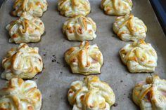 DSC_0510 Shrimp, Bacon, Cookies, Meat, Food, Crack Crackers, Biscuits, Hoods, Meals