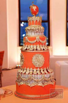 Colin Cowie Weddings - Cake Opera Co., Colin Miller