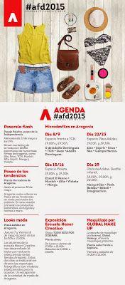 opinión-debate: Marca tu estilo en #AFD2015 en el Centro Comerc...