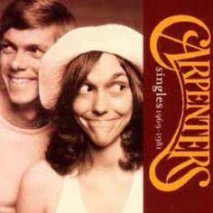 Carpenters <3 -Karen Carpenter had the most beautiful voice.
