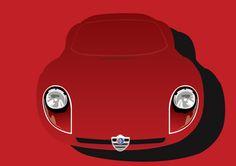 #68 Alfa Romeo Tipo33 Stradale! (1967)