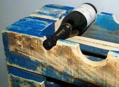 Bottleholder for champagne