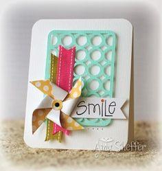 handmade card - <3