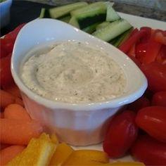 Mom's Famous Raw Vegetable Dip - Allrecipes.com