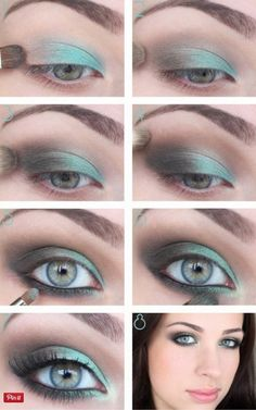 How to Do Prom Makeup for Blue Eyes | Prom Makeup Inspiration