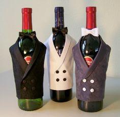 tuxedo wine bag | The Tuxedo Jacket — winefashions.net