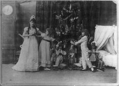 §§§ : First performance,1892, of Tchaikovsky's ballet The Nutcracker, in St. Petersburg, Imperial Russia. The ballet's popularity did not spread to the United States until 1944, when the San Francisco Ballet first performed it, prompting subsequent annual productions from over 200 American ballet companies.