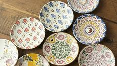 Decorative Plates, Ceramics, Home Decor, Ceramica, Pottery, Decoration Home, Room Decor, Ceramic Art, Home Interior Design