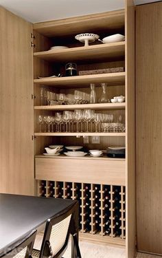 Best Functional Dish Storage Inspirations for Your Kitch.- Best Functional Dish Storage Inspirations for Your Kitchen Best Functional Dish Storage Inspirations for Your Kitchen - Pantry Cupboard, Kitchen Cabinet Storage, Kitchen Cabinets, Wall Cabinets, Kitchen Pantries, Storage Cabinets, Kitchen Organization, Kitchen Gadgets, New Kitchen