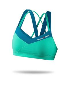 Women Reebok CrossFit Skinny Strap Bra| Crossfit Apparel for Women. Look great and Feel Good while Crossfitting. A Wide Range of Crossfit Tank Tops| Singlets| Shorts| Sports Bra @ http://www.fitnessgirlapparel.com/product-category/sport/crossfit/