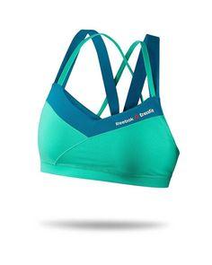 Women Reebok CrossFit Skinny Strap Bra| Crossfit Apparel for Women. Look great and Feel Good while Crossfitting. A Wide Range of Crossfit Tank Tops| Singlets| Shorts| Sports Bra @ http://www.fitnessgirlapparel.com/product-category/sport/crossfit/