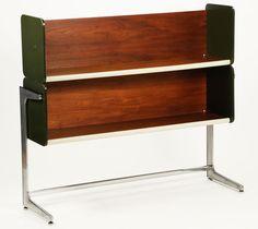 herman miller action office 1 george nelson robert propst shelving bookshelf mcm action office 1 desk